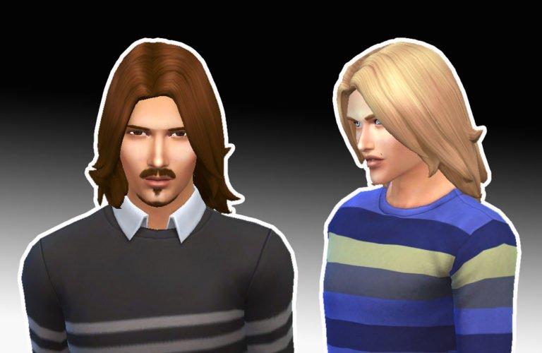 John Hairstyle 💕