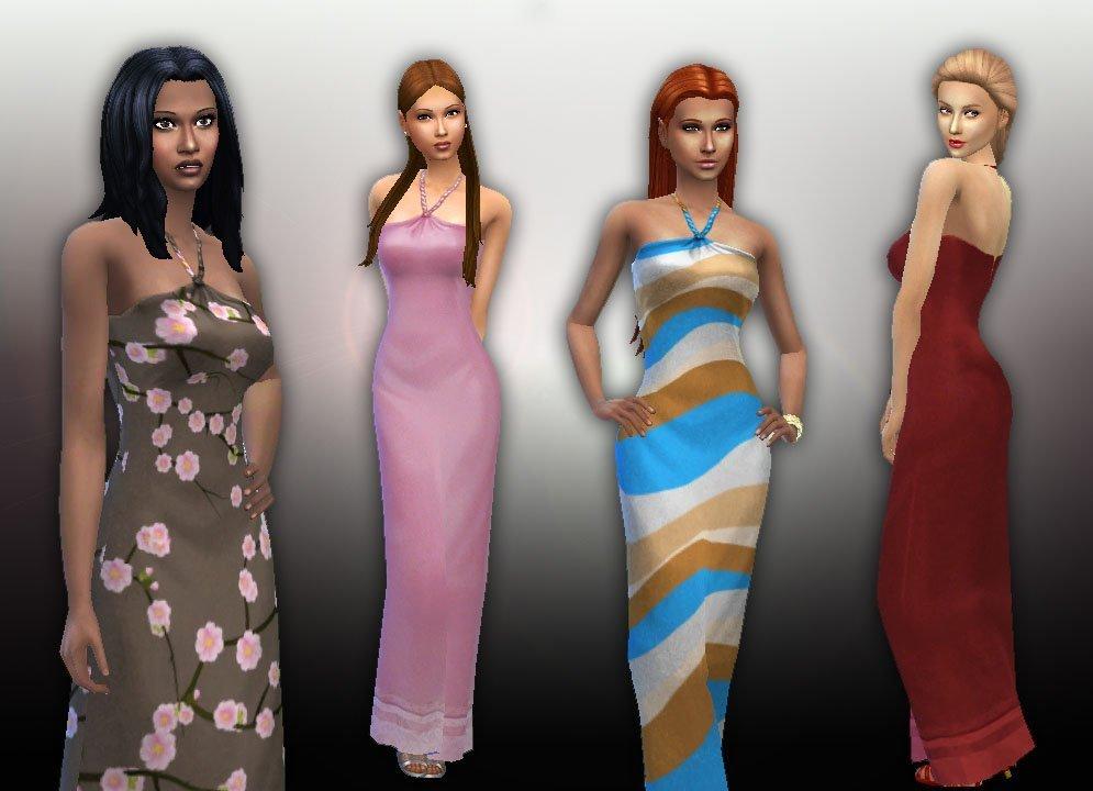 Lyla Grunt Dress