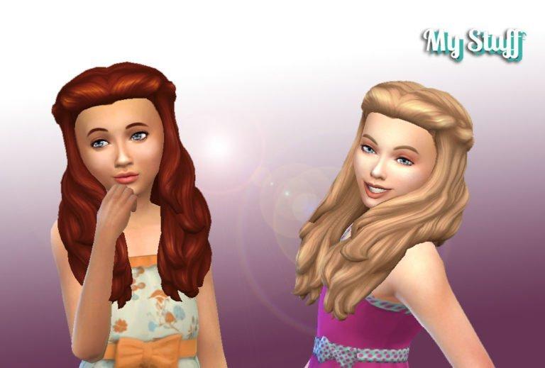 Enchanting Hair for Girls