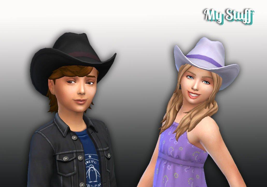 Cowboy Hat Conversion
