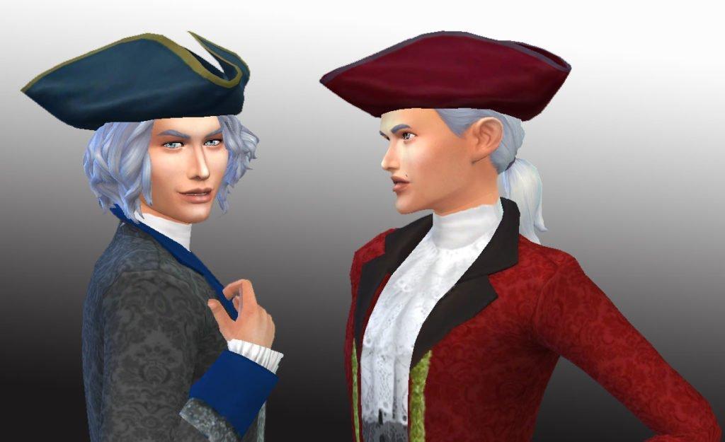 Rococo Hat