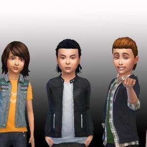 Boys Hair Pack 2