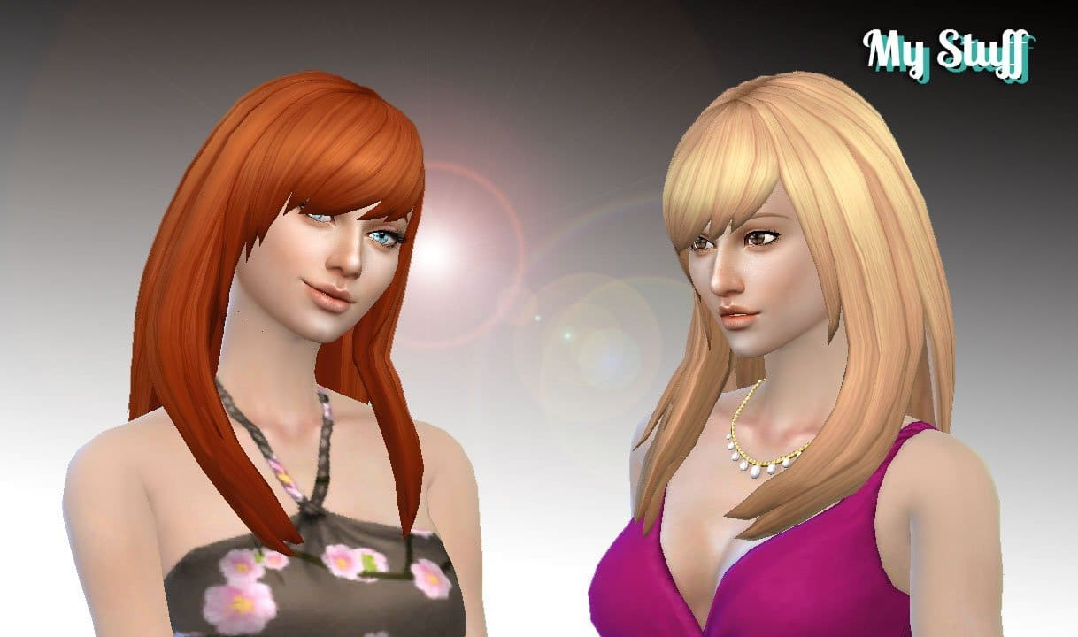 Helena Hairstyle