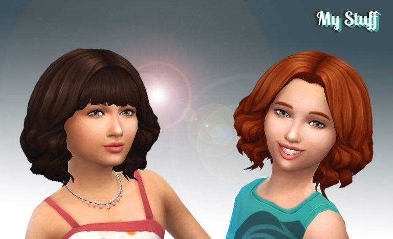 Aurora Hairstyle for Girls 💕