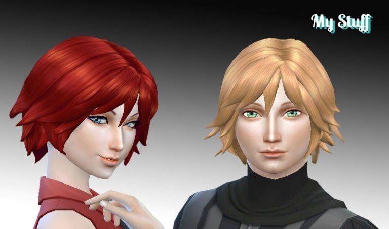 Adrien Hairstyle