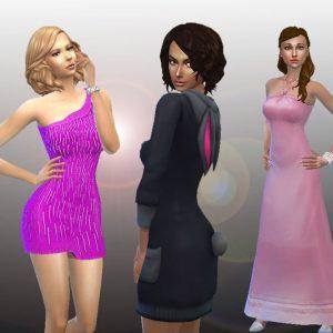 Female Body ClothesPack 2