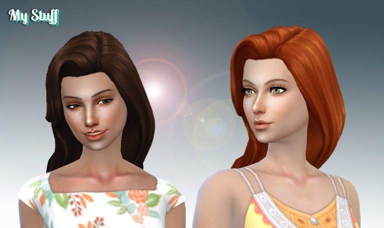 Caroline Hairstyle 💕