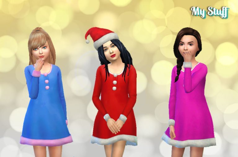 Christmas Dress for Girls