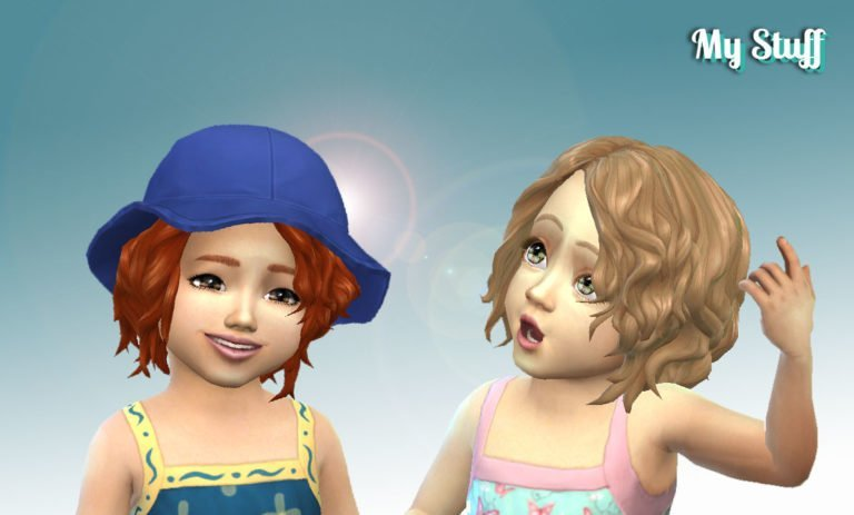 Delirious Hairstyle for Toddlers