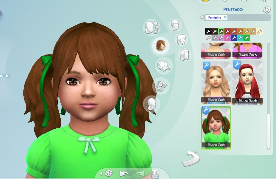 Rival Hairstyle for Toddlers