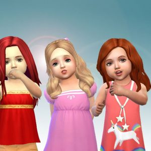 Toddlers Hair Pack