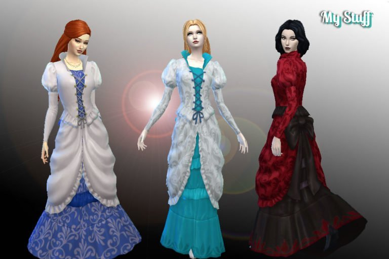 Bow Dress Conversion