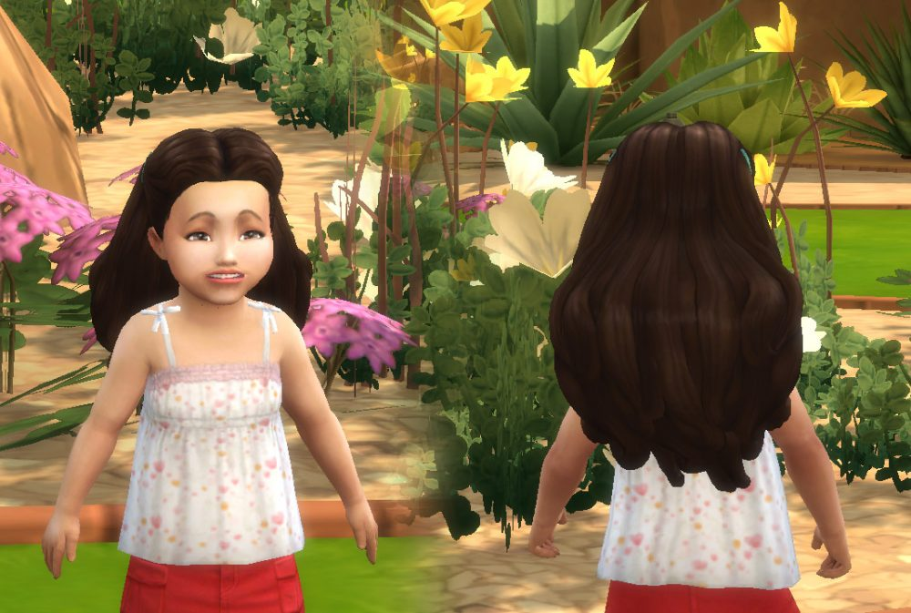 Dream Curls for Toddlers