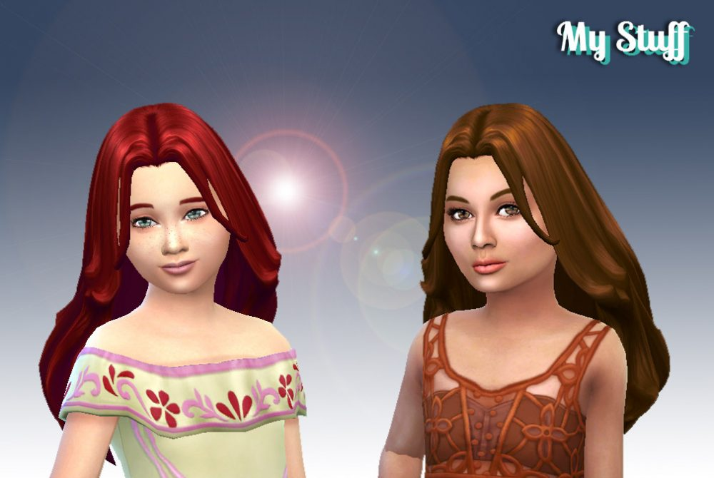 Madeline Hairstyle for Girls