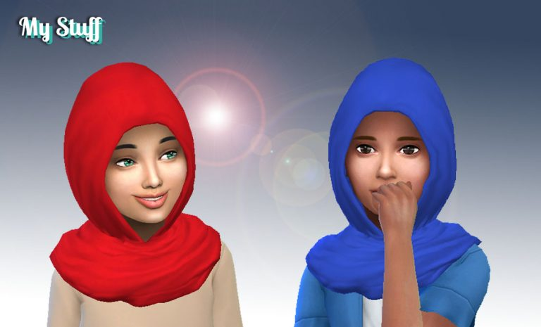 Hijab for Girls