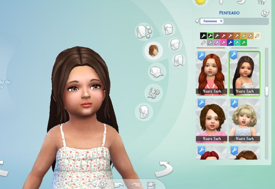 Indecision Hairstyle for Toddlers