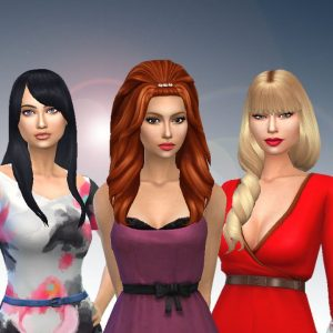 Long Hair Pack 11