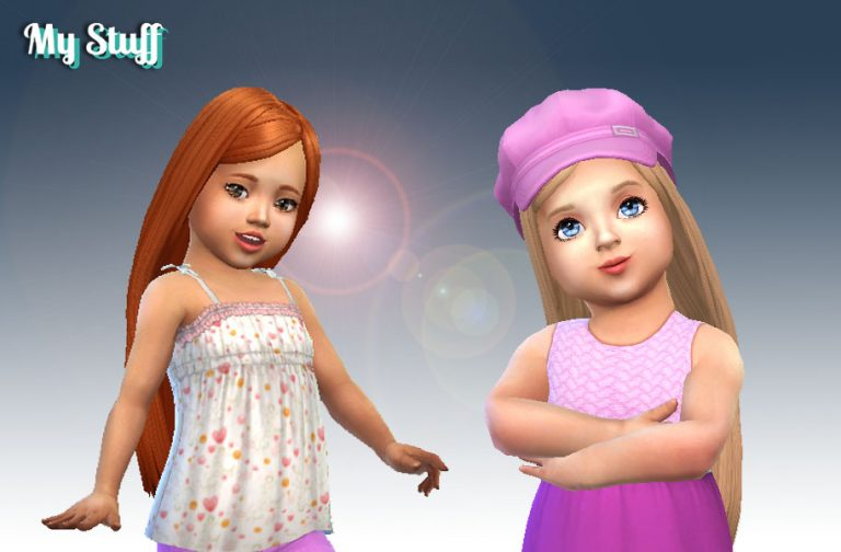 Melodious Hairstyle for Toddlers