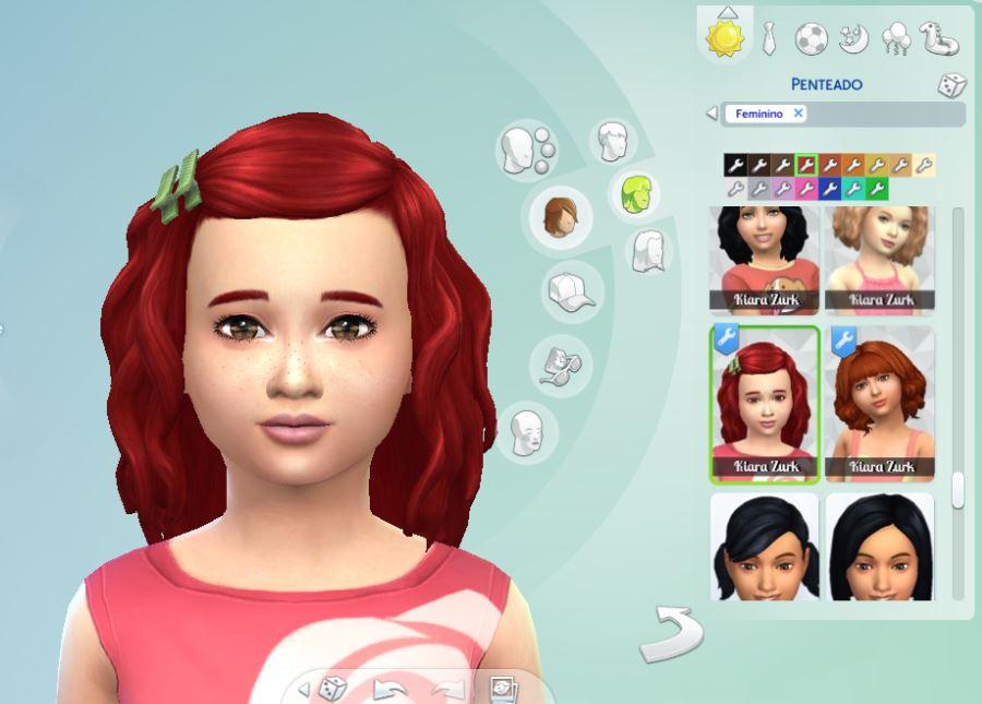 Lara Hairstyle