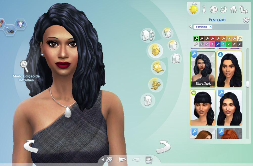 Scarlett Hairstyle