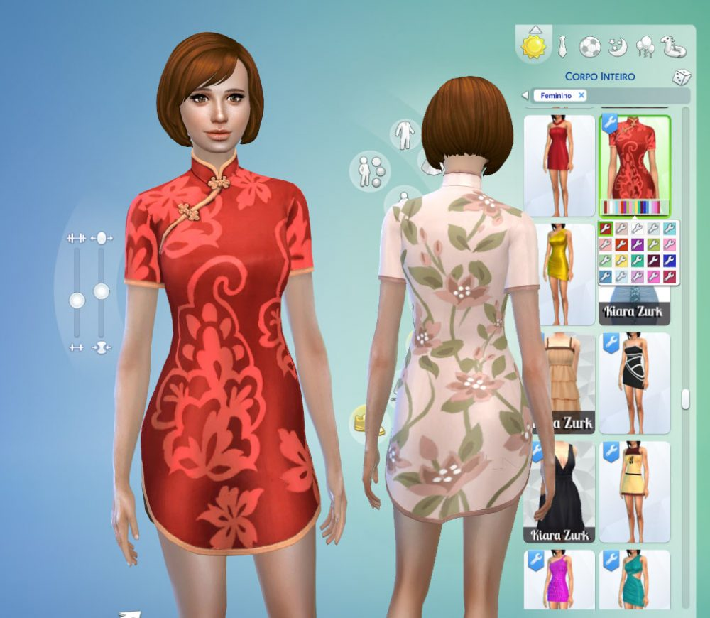 City Dress Conversion