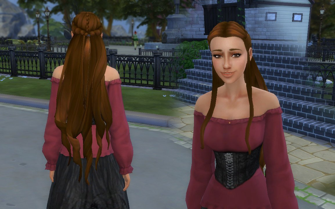 Tauriel Hairstyle