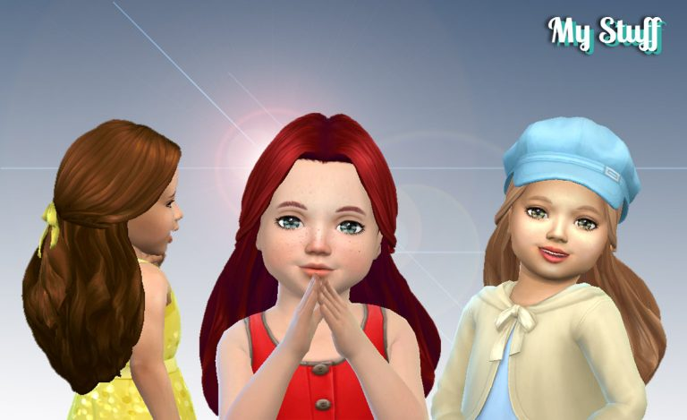 Catherine Hairstyle for Toddlers