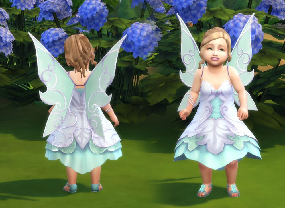 Fairy Dress for Toddlers