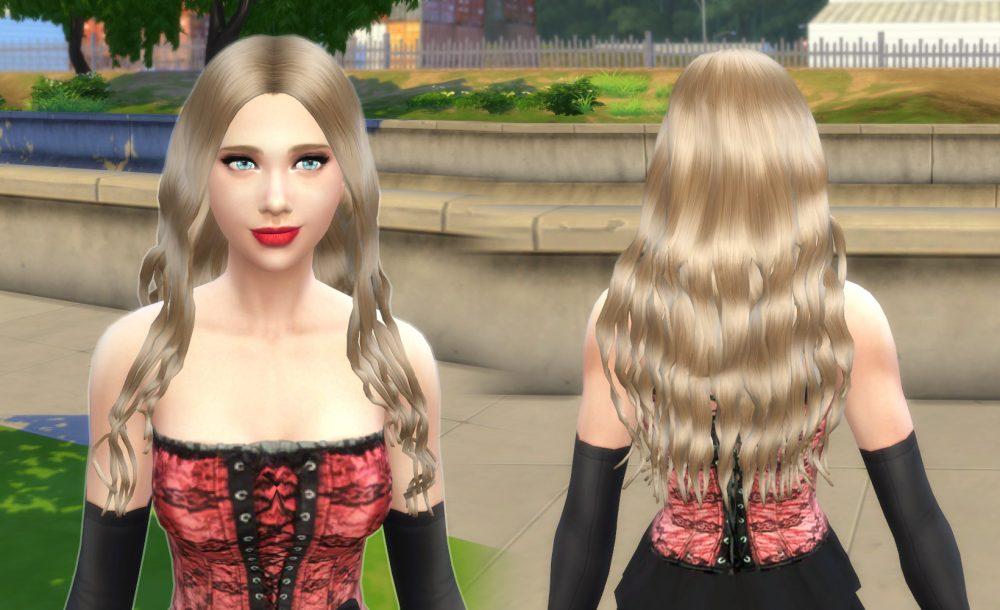 Miriam Hairstyle