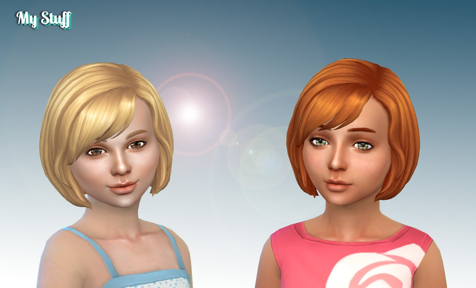 Layla Hairstyle for Girls