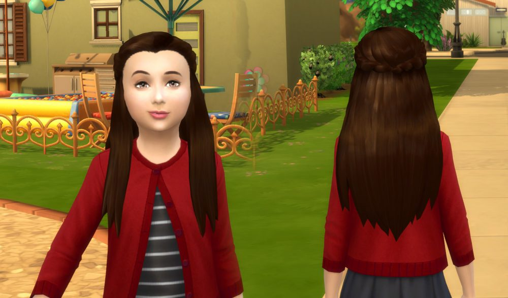 Małgorzata Hairstyle for Girls
