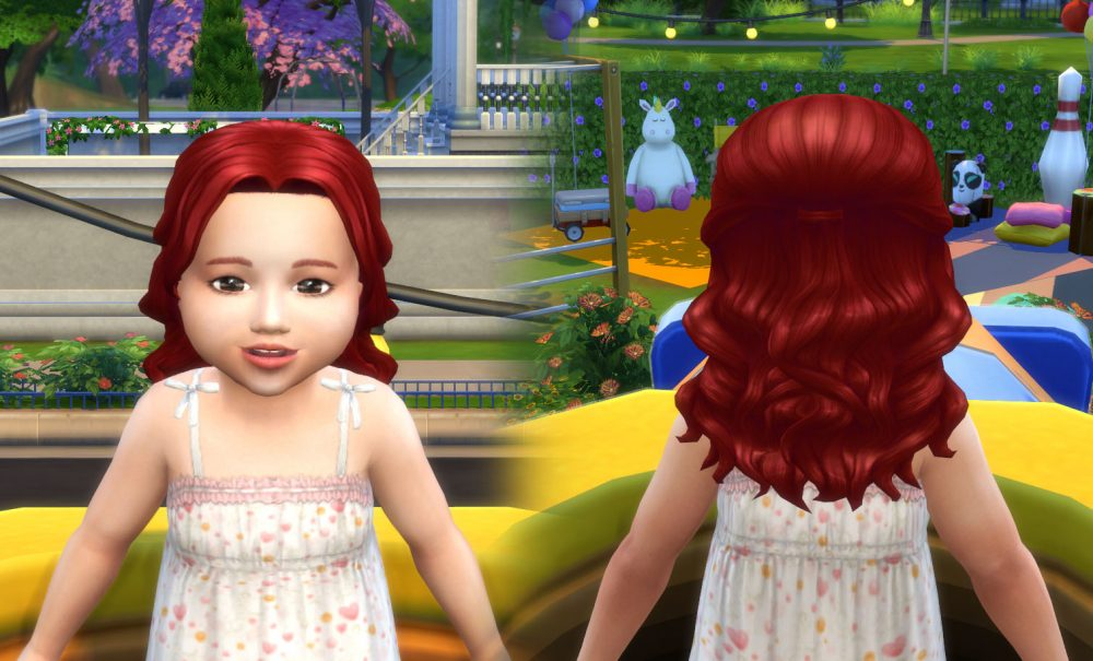 Lonely Hair for Toddlers