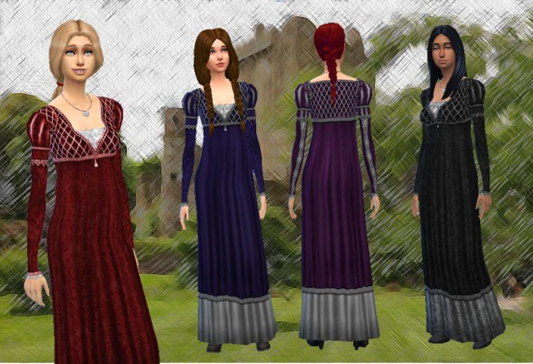 Juliette Dress Conversion