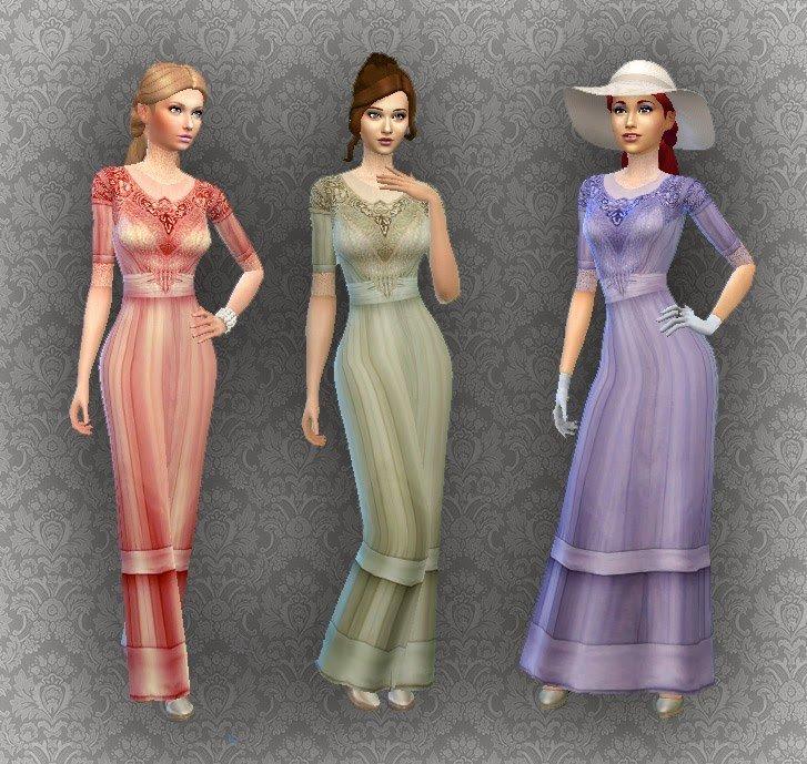 Edwardian Fashion 02 Conversion