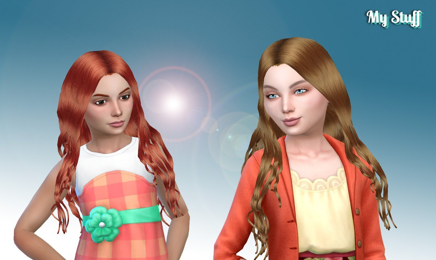 Miriam Hairstyle for Girls