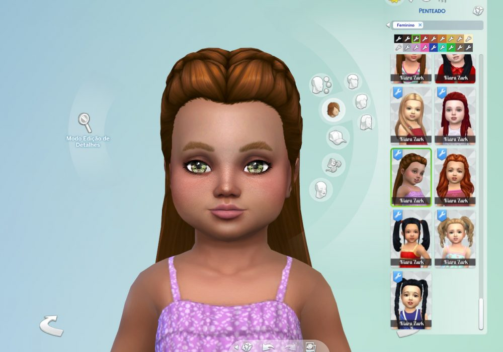 Absolution Hair for Toddlers