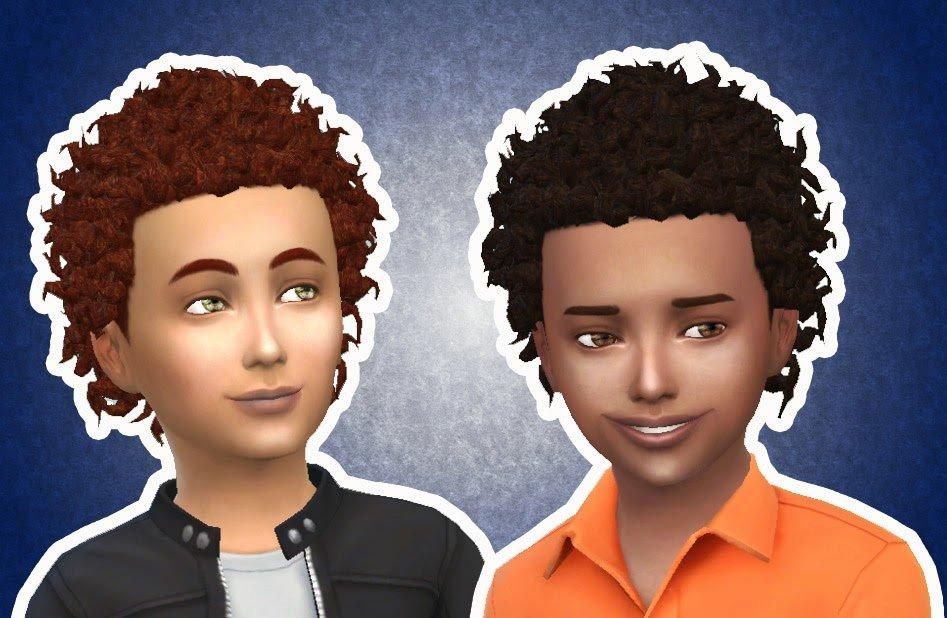 Close Curls for Boys