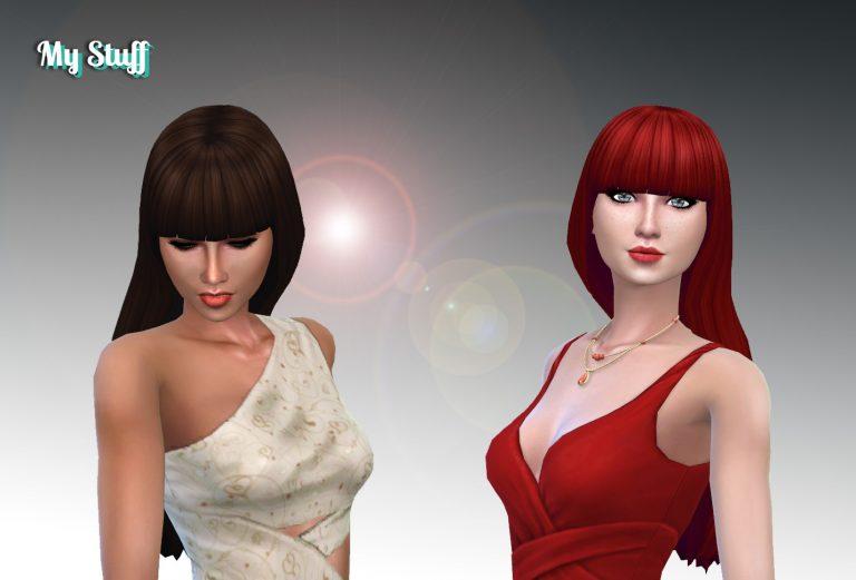 Gabriella Hairstyle