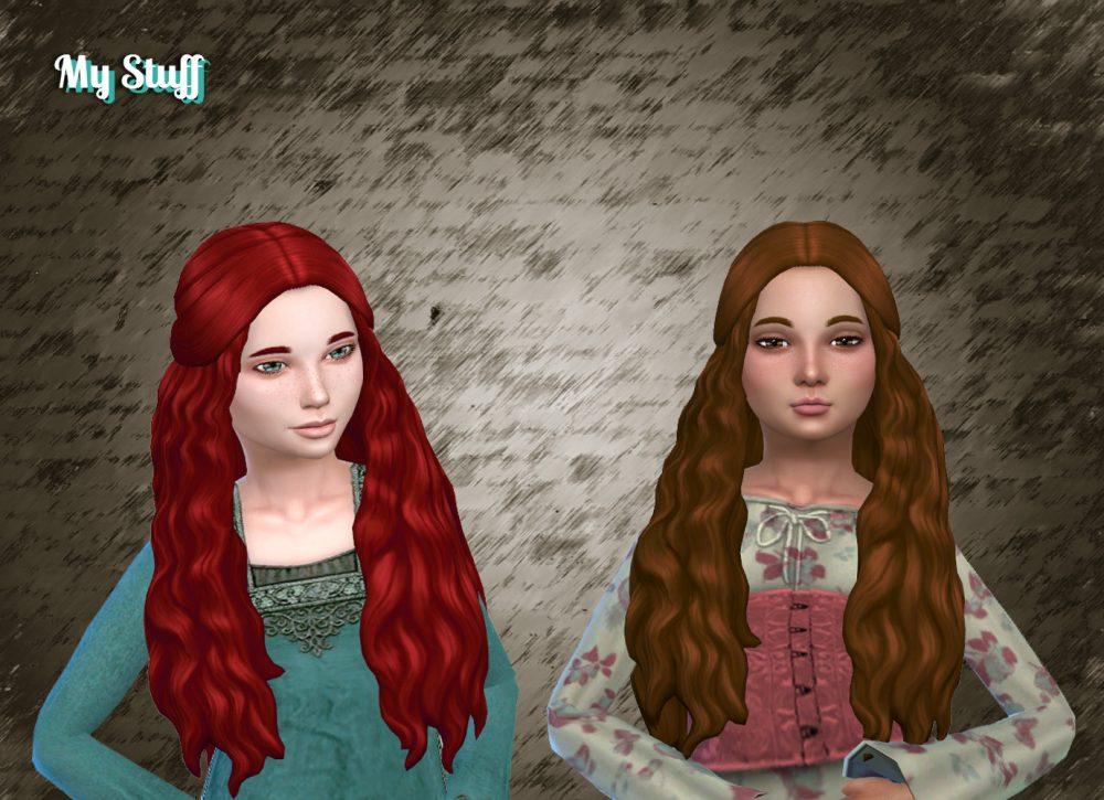Jayden Hairstyle for Girls