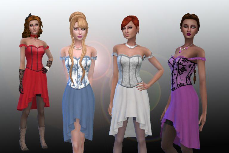 Leonora Dress