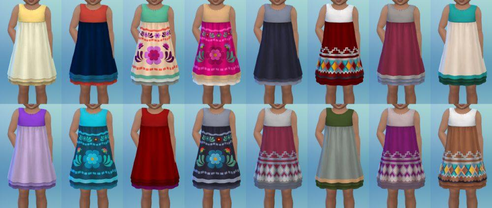 Dress Layered