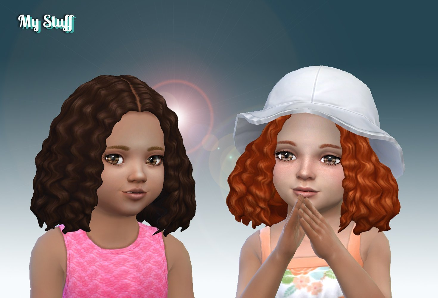 Joanne Hairstyle for Toddlers