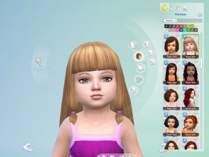 Lila Hairstyle for Toddlers