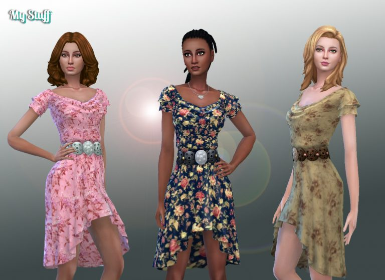 Springtime Dress 💕