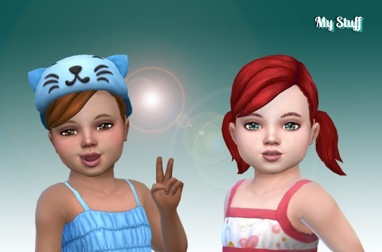 Pigtails Conversion for Toddlers 💕