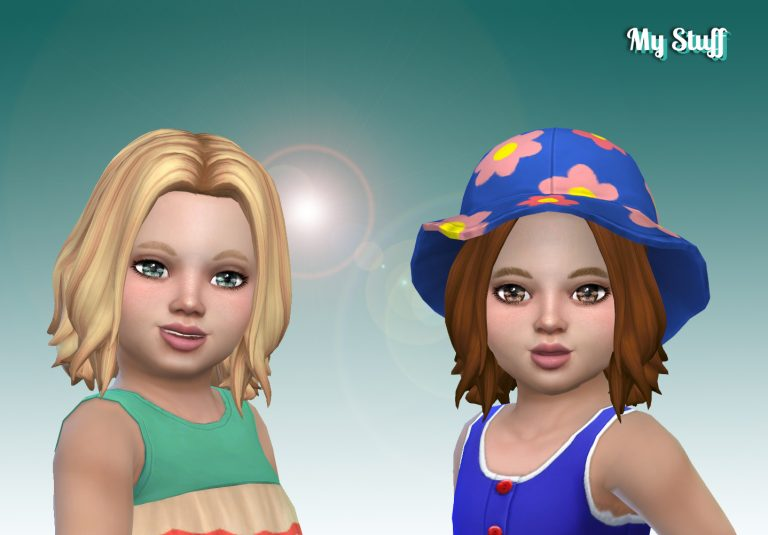 Abigail Hairstyle for Toddlers