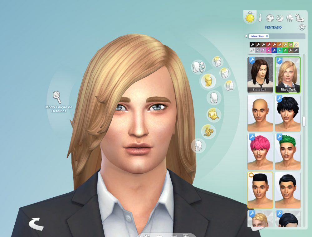 Daniel Hairstyle