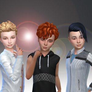Boys Hair Pack 8