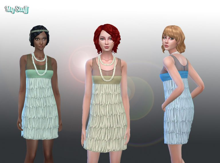 Flapper Dress Conversion 💕