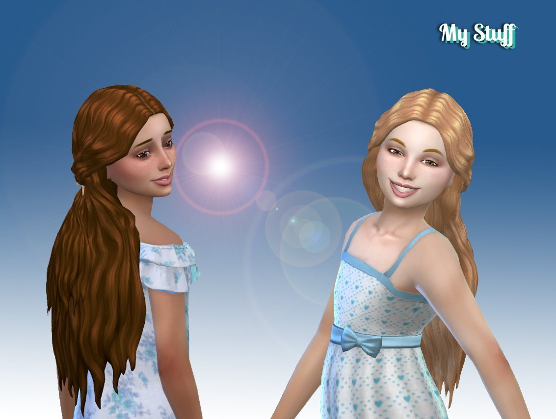Lydia Hairstyle for Girls